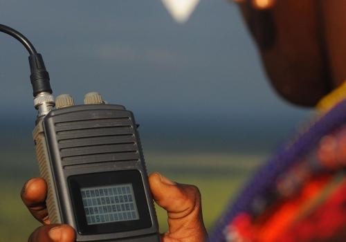 Radio telemetry